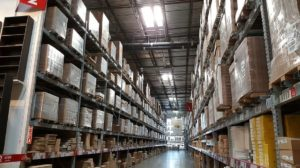Mit Lagersystemen logistische Aufgaben bewältigen